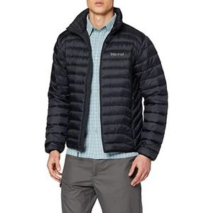 Marmot Black Tullus 600 Down Fill Puffer Coat XXL
